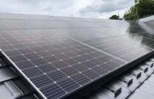2020.5.9 太陽光発電工事